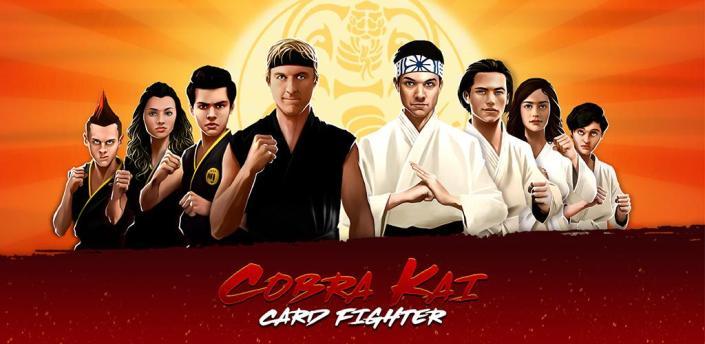 Cobra Kai: Card Fighter apk