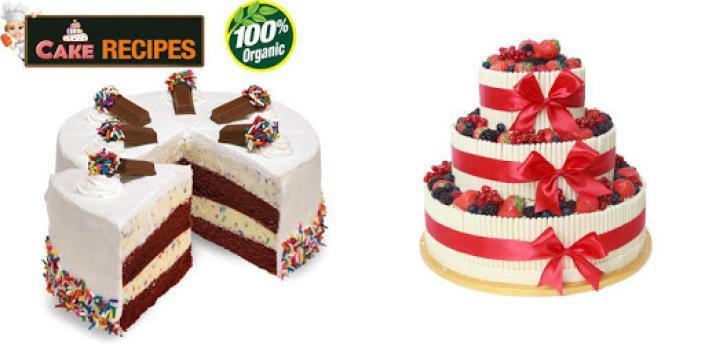 Cake Recipes apk