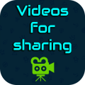 Videos For Whatsapp Icon