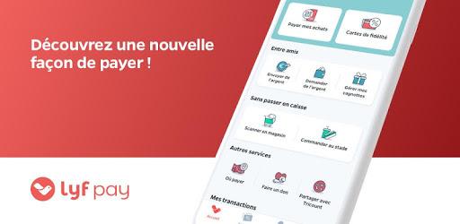 Lyf Pay : le paiement mobile apk