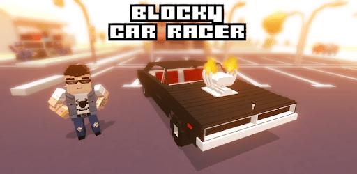 Blocky Car Racer apk