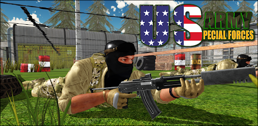 US Army Special Forces Training Courses Game apk