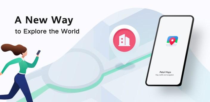 Petal Maps - Live GPS, Travel, Navigate & Traffic apk