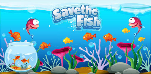 Save The Fish - Physics Puzzle Game apk