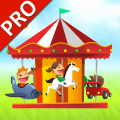 Amusement Park Cards PRO Icon