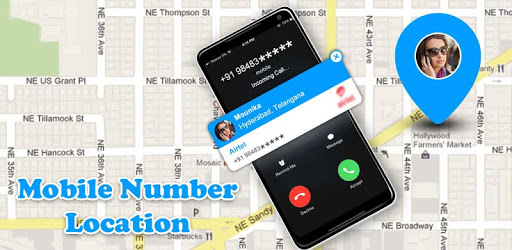 Mobile Number Location - Phone Call Locator apk