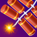 Diwali Fireworks Show 3D- Crackers Festival Game Icon