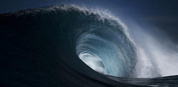 4K Perfect Sea Wave Live Video Wallpaper apk