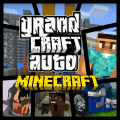 Mod Grand Craft Auto for MCPE Icon
