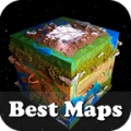 Best Maps for Minecraft PE Icon