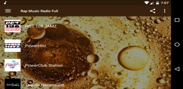 Rap Music Radio Full apk