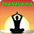 Pranayama Yoga With Timer Icon