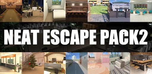 Escape Game: NEAT ESCAPE PACK2 apk
