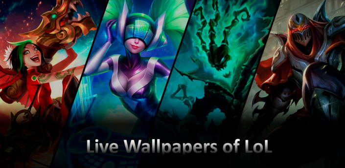 Live Wallpapers of LoL apk