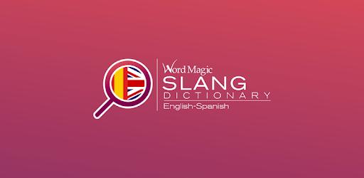English Spanish Slang Dictionary apk
