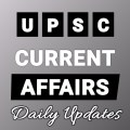 UPSC Current Affairs 2021 & GK app : Daily Update Icon