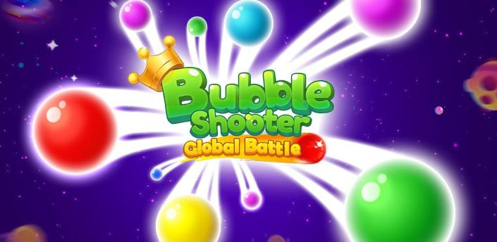 Bubble Shooter - Global Battle apk