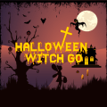 Halloween Witch Go Icon