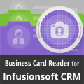 Business Card Reader for Infusionsoft CRM Icon
