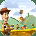 Sheriff Woody Shoot and Run Icon