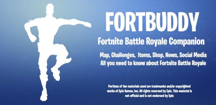 Fortbuddy - Companion for Fortnite apk