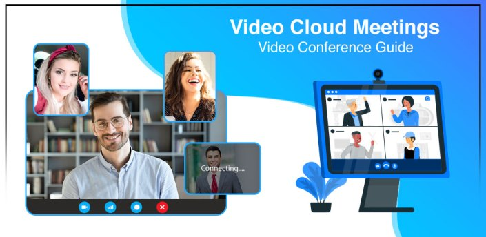 Guide for Zoom Video Meetings- Video Call Meet apk