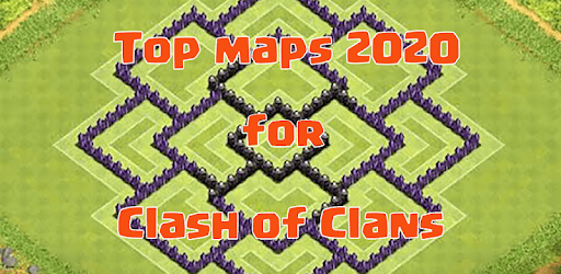 Maps of Clash of Clans 2020 apk