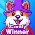 Candy Winner Icon