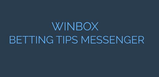 WinBox - Betting Tips Messenger apk