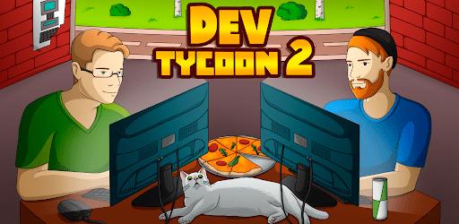 Dev Empire Tycoon 2: game developer simulator apk
