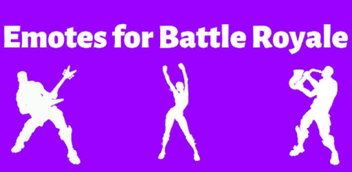 Emotes for Battle Royale apk