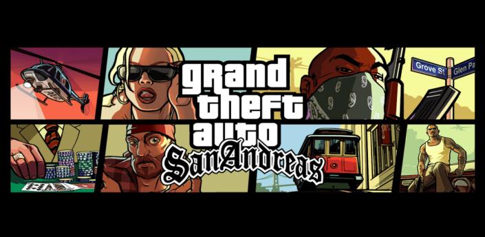 GTA San Andreas Cheat apk