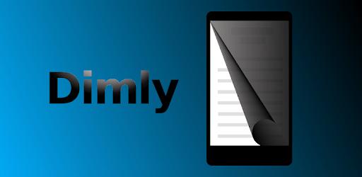 Dimly - Screen Dimmer apk