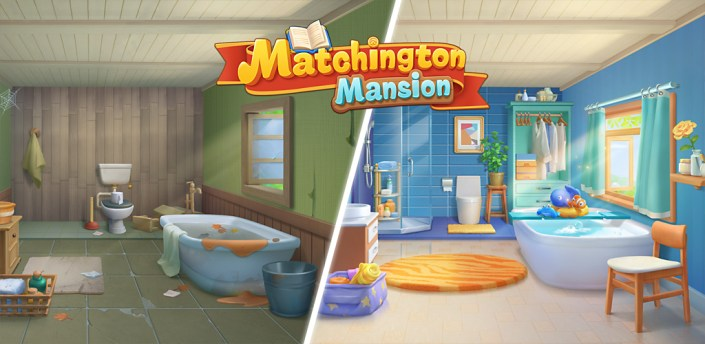 Matchington Mansion apk