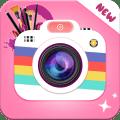 Beauty Camera - Photo Editor & Background Eraser Icon