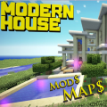 Update Modern House | Maps and Mods for MCPE. Icon