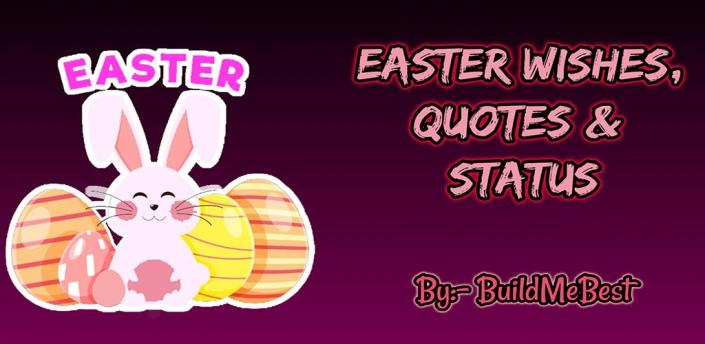 Happy Easter Wishes, Quotes, Bible Status Messages apk
