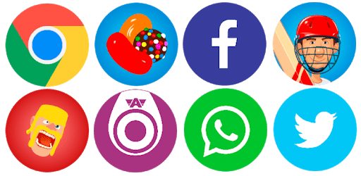 Win Circle - Icon Pack apk