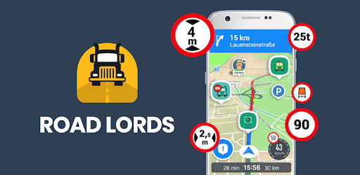 RoadLords - Free Truck GPS Navigation (BETA) apk