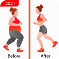 Lose Weight in 30 days: Weight Loss Home Workout Icon