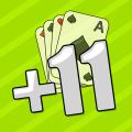 +11 Solitaire Icon