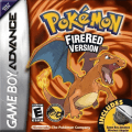 Pokemon - Fire Red Icon