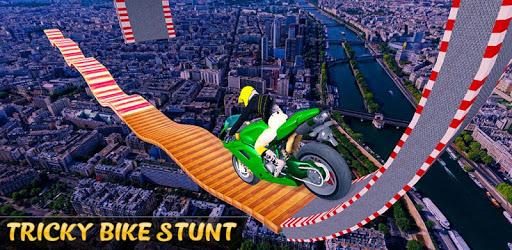Impossible Tricky Bike Stunts 2018 apk