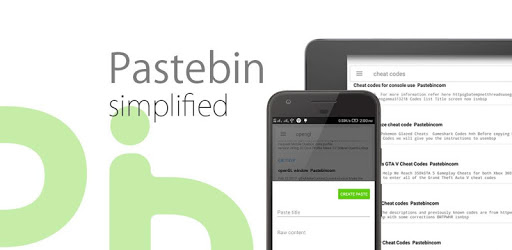 Pastebin Ad Free apk