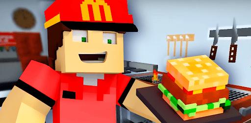 Fast Food Restaurant Mod for Minecraft apk