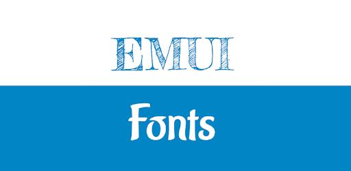 Fonts for Huawei Emui apk
