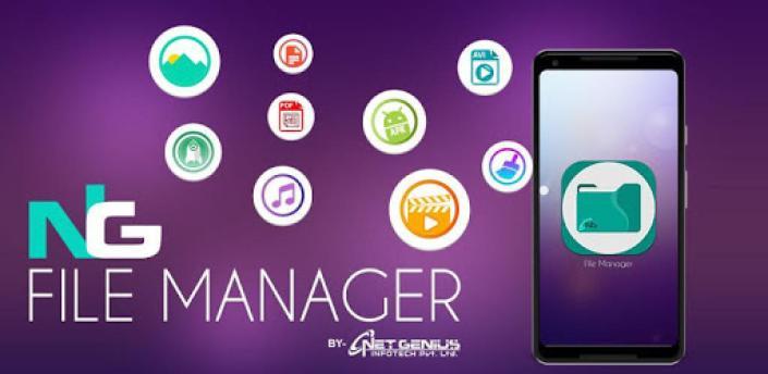 NG File Manager Free apk