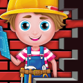 Build a house - Building games Icon