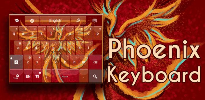 Phoenix Keyboard apk