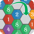 Connect Cells - Hexa Puzzle Icon